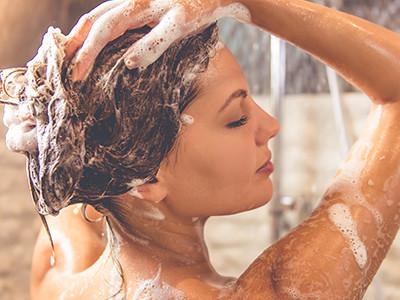 Savon shampoing